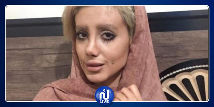 إعتقال نجمة انستغرام الإيرانية بتهمة إهانة الزي الإسلامي