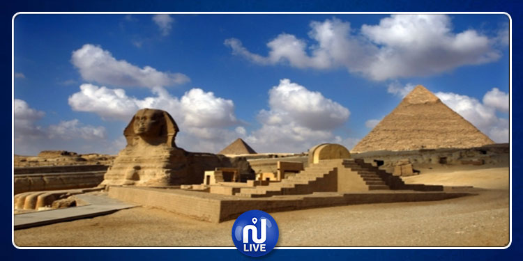 العثور على ''خريطة الجحيم'' في  مصر ! (صورة)