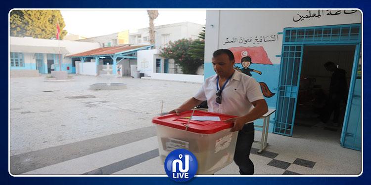 سوسة: النتائج الأولية للإنتخابات الرئاسية بعد عملية الفرز