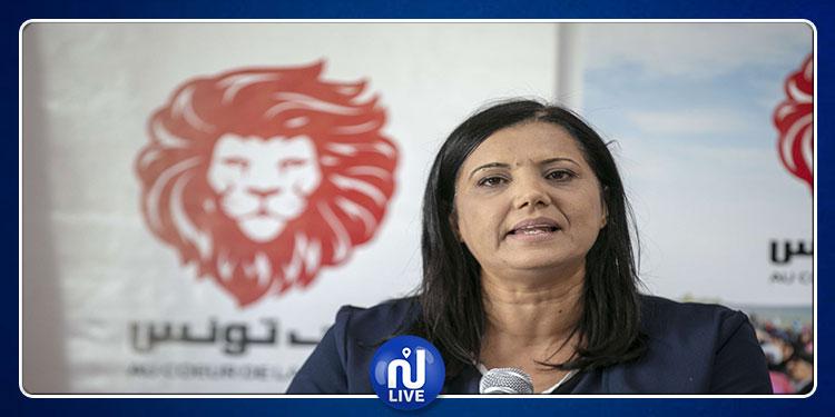 سميرة الشواشي: السياحة البرلمانية خطر على مجلس النواب الحالي