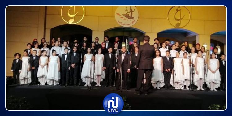 الإعلان عن جوائز مسابقة الغناء فى مهرجان الموسيقى العربية الـ 28