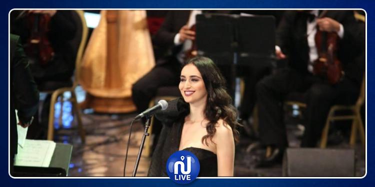 فايا وكارمن .. نجمتان لمعتا فى سماء  مهرجان الموسيقى العربية (صور)