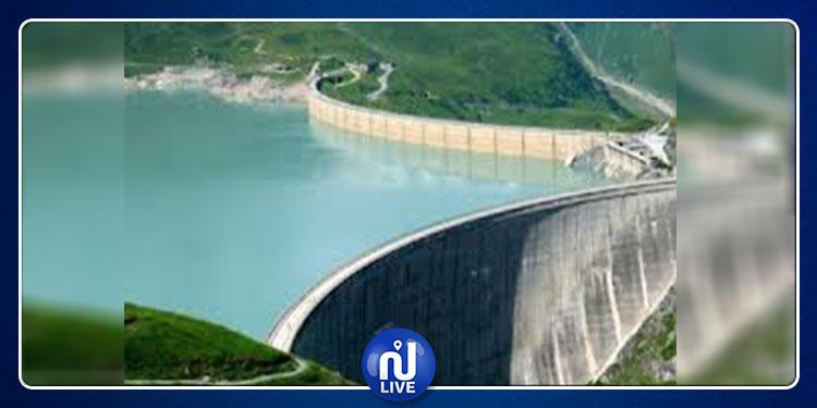 """الجزائر تشرع  في """"تنفيس"""" عدد من سدودها المائية الممتدة على الحدود التونسية"""