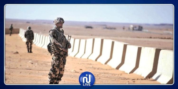 إيقاف 15 شخصا بصدد إجتياز الحدود التونسية الليبية
