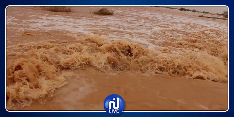 سكرة: إحتجاجات لعدم تصريف المياه الراكدة  داخل مدرسة