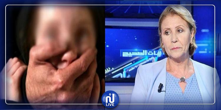 وزيرة المرأة تعلق على محاولة إختطاف طفلة بزغوان