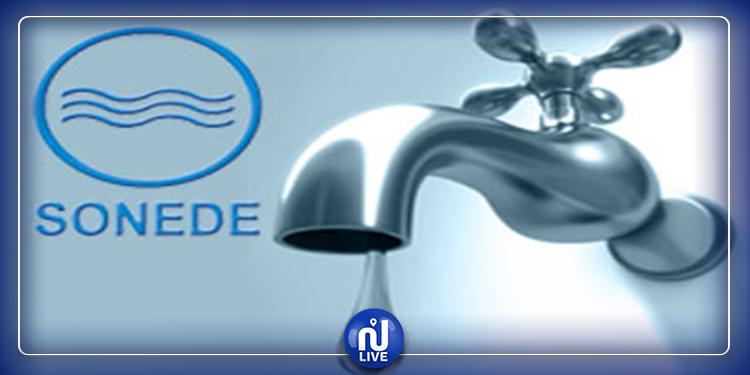 اليوم: إضطراب وإنقطاع مياه الشرب بهذه المناطق