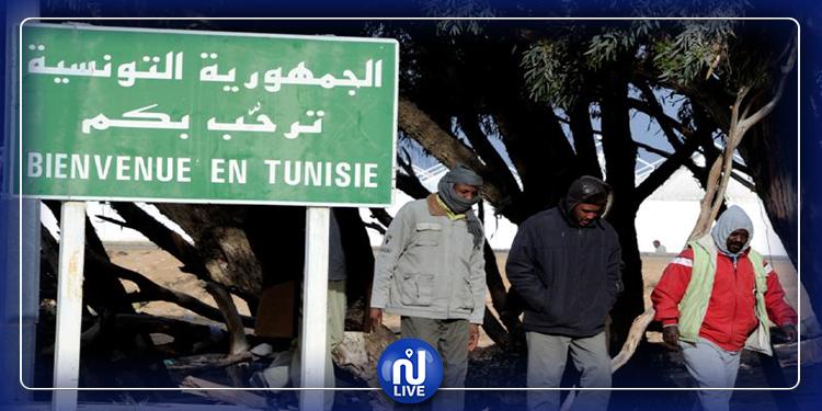 مخيم استقبال اللاجئين الليبيين سيتم تركيزه في تطاوين
