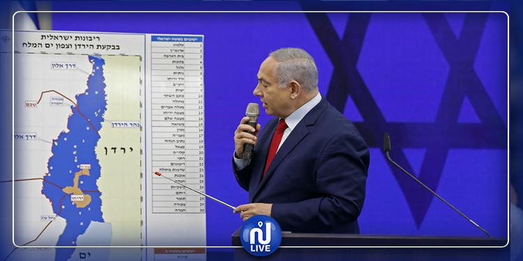 تشكيل  طاقم خاص لفرض سيادة الصهاينة على غور الأردن