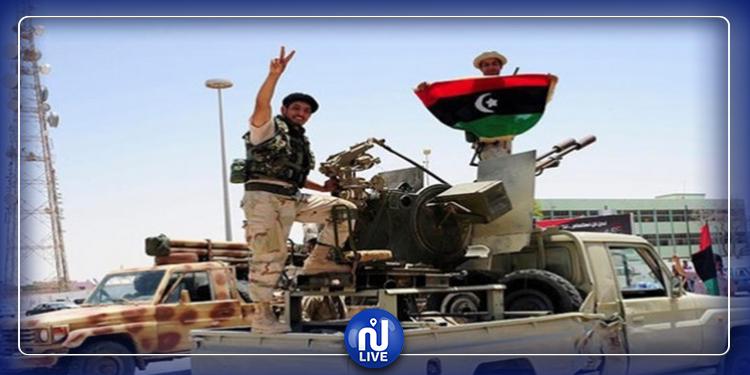 مسؤول: قوات ''الوفاق'' تسيطر بالكامل على مدينة سرت وقتلت 50 من مسلحي حفتر