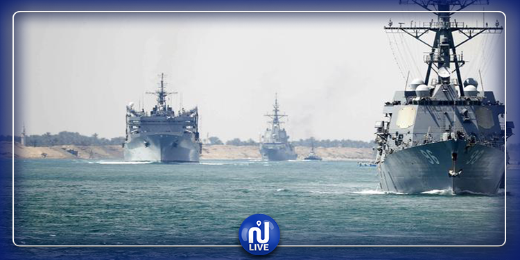 البحرية الأمريكية تحذر سفنها من تهديدات في الخليج