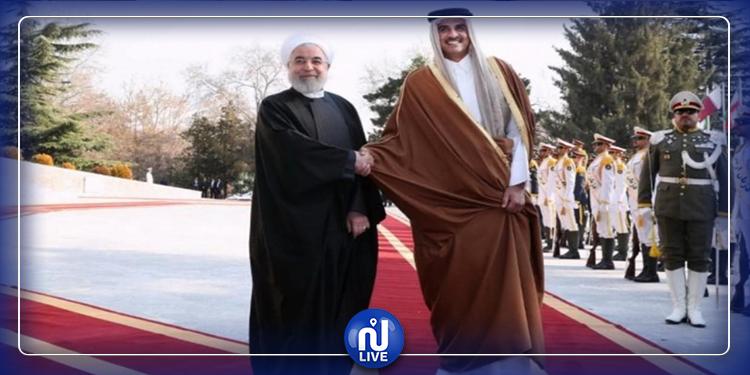 تقارير تكشف خفايا زيارة أمير قطر إلى إيران
