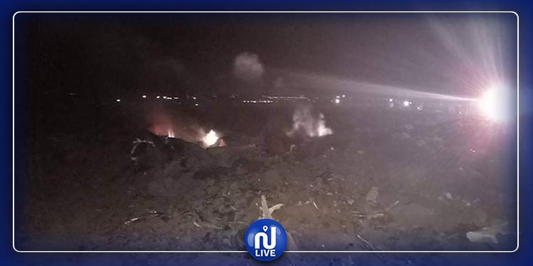 الجزائر: مقتل طيارين إثنين في سقوط  طائرة عسكرية