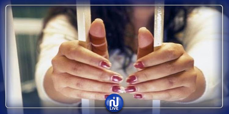 سوسة: القبض على فتاة فارّة من السّجن