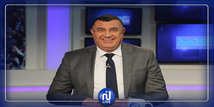 عياض اللومي: ''الجملي راهن على إنقسام قلب تونس وهو لا يعلم أن الحزب متماسك''