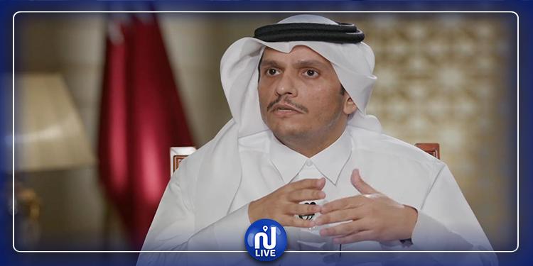 وزير الخارجية القطري يزور العراق لبحث الأزمة