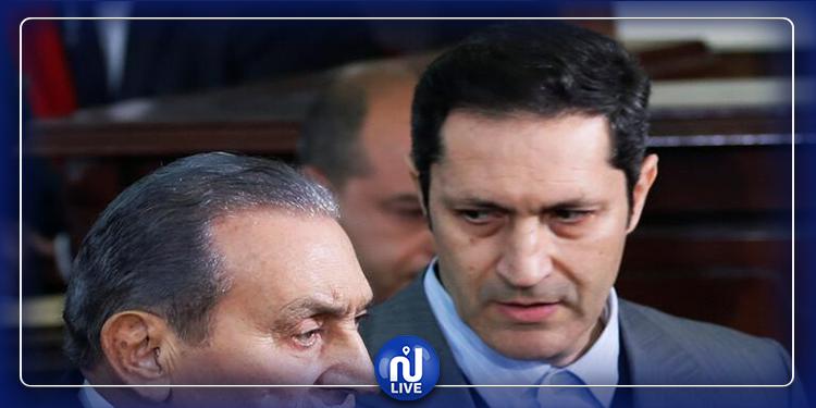 علاء مبارك يعلّق على وفاة والده الرئيس المصري الأسبق