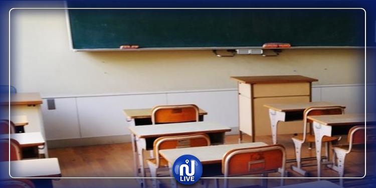 الشبيكة:إقتحام مدرسة إبتدائية وتخريب محتويات أحد الأقسام (صور)