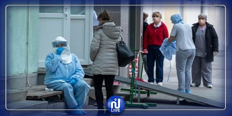 إرتفاع عدد المتوفين بفيروس كورونا في ايطاليا