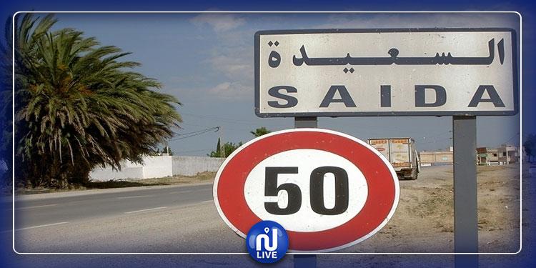 السعيدة: قطع الطريق إحتجاجا على خدمات النقل