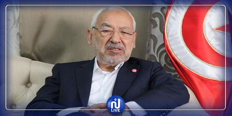 راشد الغنوشي يلتقي رئيس الهيئة الدستورية لمراقبة مشاريع القوانين