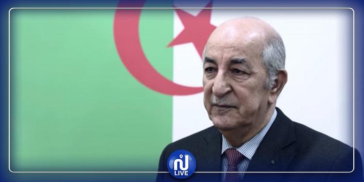 الرئيس الجزائري يدعو إلى توخي أقصى درجات الحذر بسبب 'كورونا'