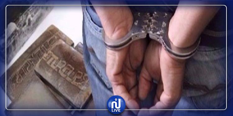 الكاف: الأمن يطيح بمروّج خطير لمخدر ''الزطلة''