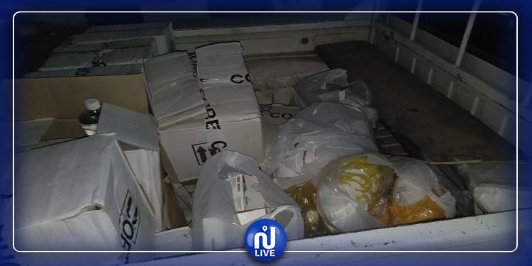 سيدي بوزيد: مداهمة صيدلية وحجز كميات من معقم اليدين