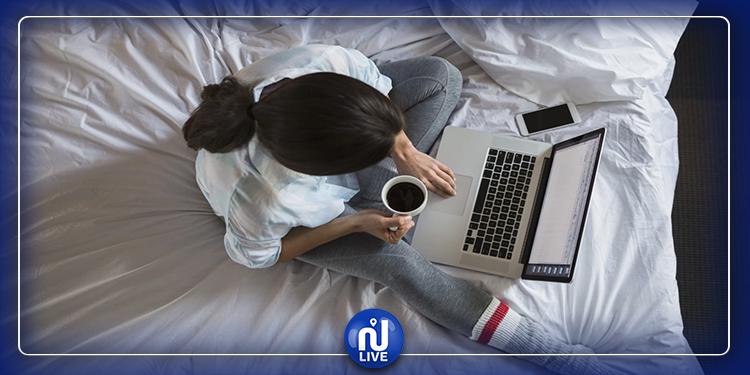 إحذر العمل في السرير خلال فترة الحجر الصحي