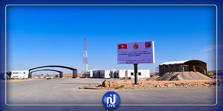 تطاوين : إجلاء 11 تونسيا علقوا بمعبر وازن الحدودي