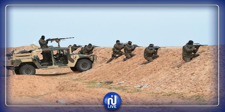 تعزيزات عسكرية وأمنية على الحدود مع ليبيا