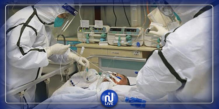 مستشفى القصاب : وفاة كهل إثر إصابته بفيروس كورونا