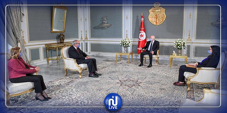 Covid-19 : La situation sanitaire au centre de deux entretiens du président de la République