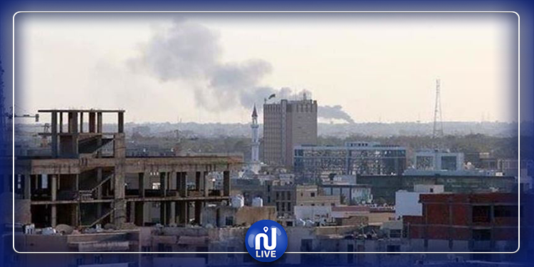 الحكومة الليبية تعلن إسقاط طائرة إماراتية مسيرة جنوب مصراتة