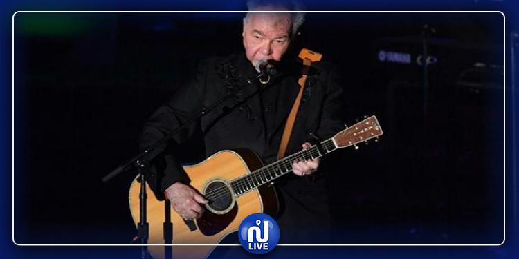وفاة المغني الأمريكي جون براين بـ 'كورونا'