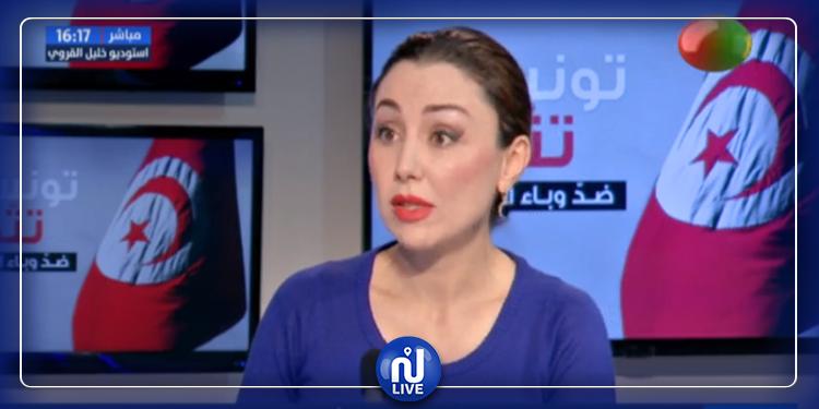 ليندا داود: أعراض جلدية قد تشير للإصابة بفيروس كورونا (فيديو)