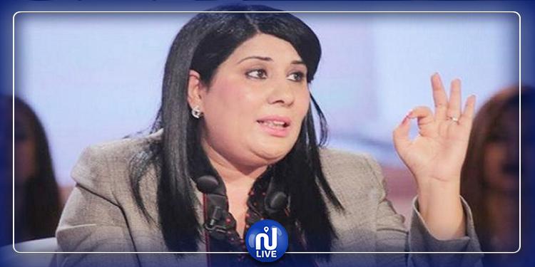 عبير موسي تطالب بتطبيق الإستشفاء الوجوبي لمصابي 'كورونا'