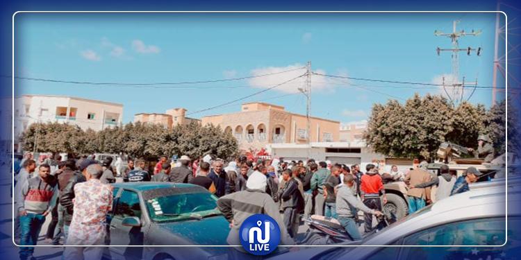 سيدي بوزيد: حالة من الاحتقان في صفوف عائلات العالقين في ليبيا (فيديو)