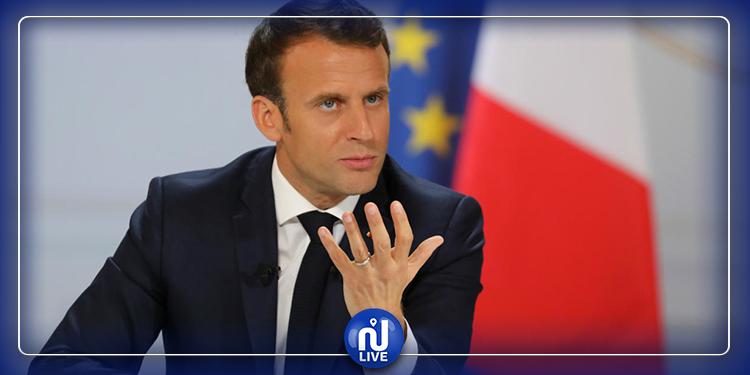 ماكرون يمدد الحجر الصحي في فرنسا لغاية 11 ماي