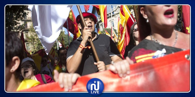 اسبانيا: ألاف المتظاهرين في الشوارع ضد العنف المسلط على المرأة