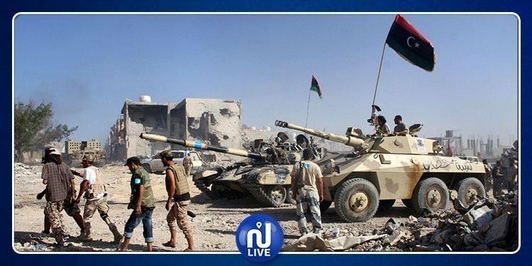 نزوح قرابة 40 ألف شخص بسبب الاشتباكات حول طرابلس