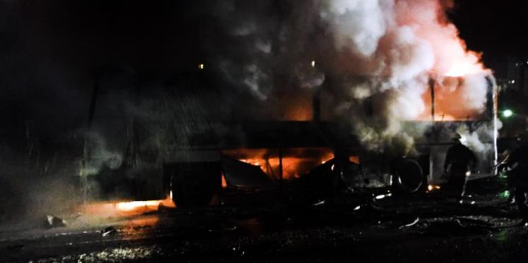 تركيا : قتلى وجرحى في انفجار وسط أنقرة