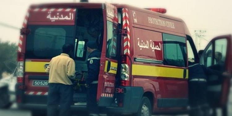 Double tentative de suicide par le feu de protestataires, à la Kasbah