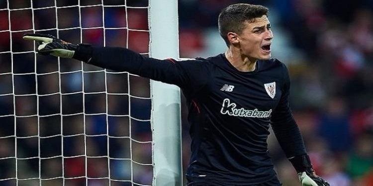 كيبا يمدد عقده مع اتلتيكو بيلباو
