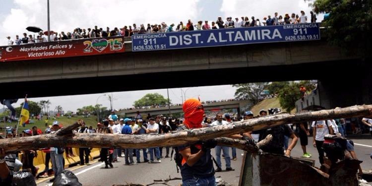 فنزويلا: مظاهرات في البلاد ''الغنية بالنفط'' بسبب نقص كبير في الطعام والدواء