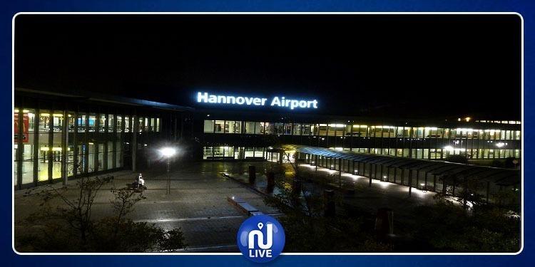 ألمانيا: مدمن مخدرات يتسبب في توقف رحلات مطار هانوفر