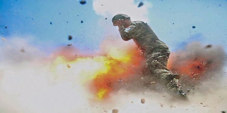 أفغانستان: أميركية توثق لحظة موتها في إنفجار (صور)