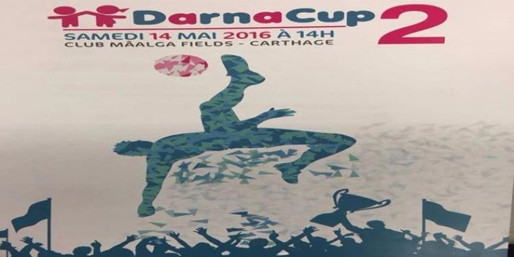 Association Darna: un tournoi de foot et un babyfoot humain au menu du 2e anniversaire