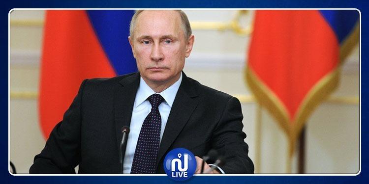بوتين يقيل 9 جنرالات من مناصبهم