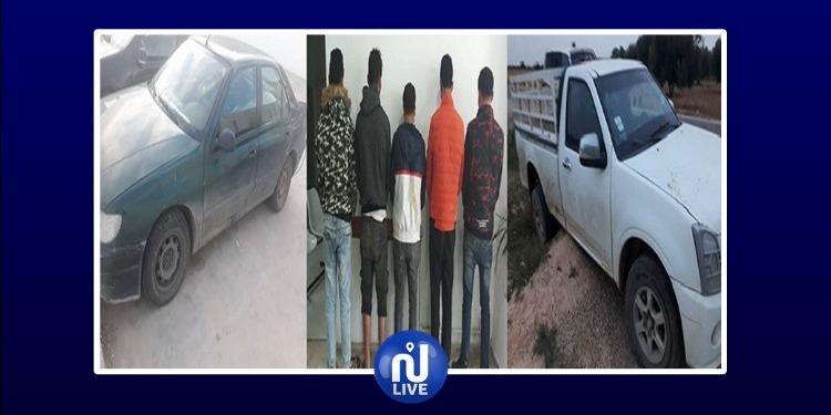 تنشط بين 3 ولايات: تفكيك شبكة مختصة في سرقة السيارات